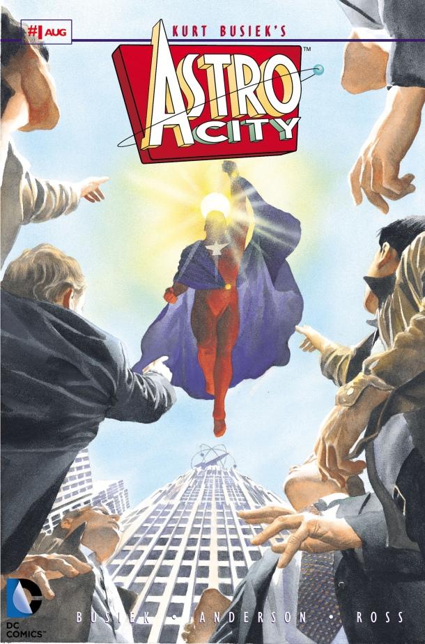 Astro City 1 - Cover