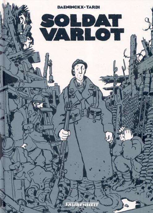 Soldat Varlot - Cover