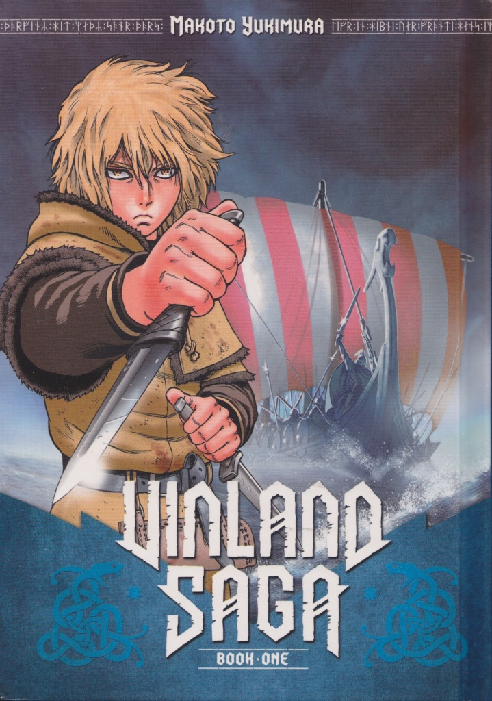 Vinland Saga 1 - Cover