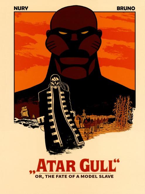 Atar Gull - Cover