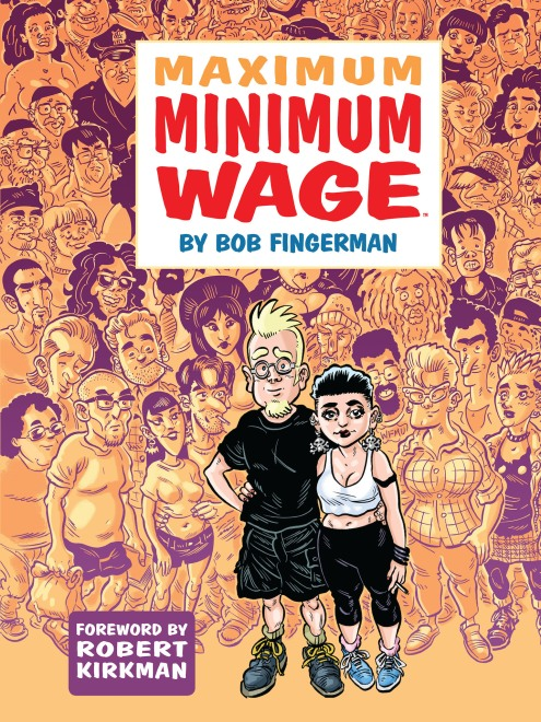 Maximum Minimum Wage Cover