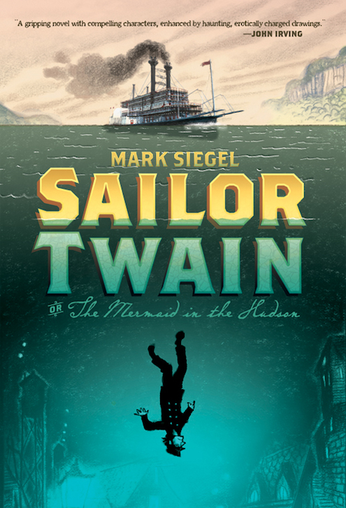 Sailor Twain - Cover