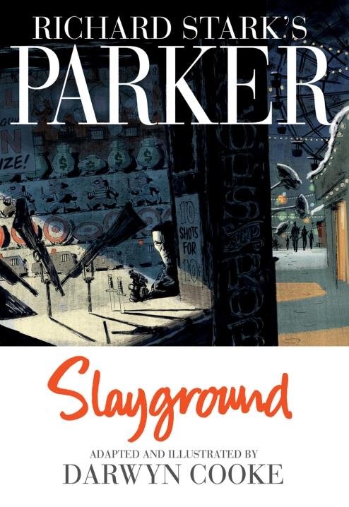 Slayground - cover