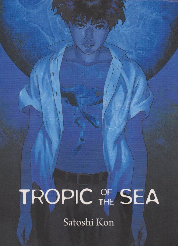Tropic of the Sea - Omslag