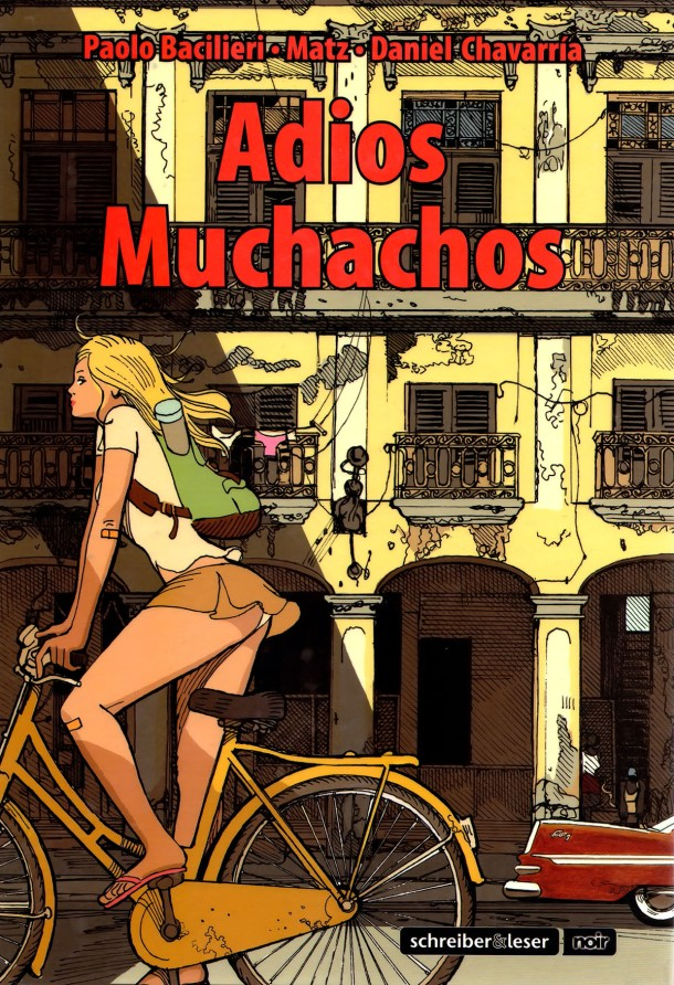 Adios Muchachos - Cover