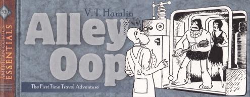 Alley Oop - cover