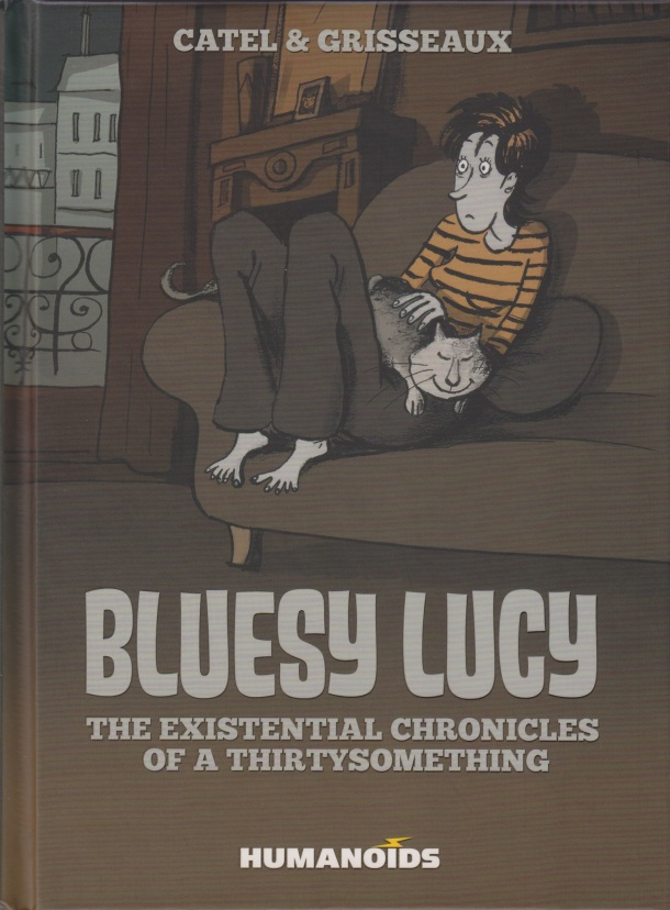 Bluesy Lucy - cover
