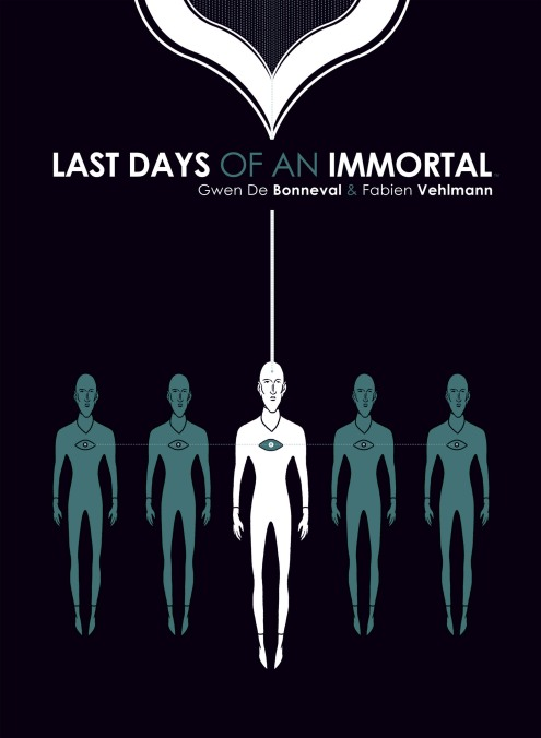 Last Days of An Immortal - cover