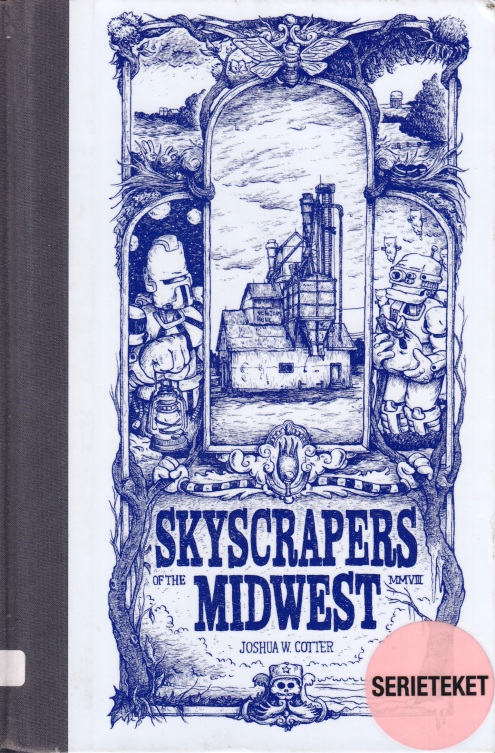 Skyscrapers of the Midwest - cover