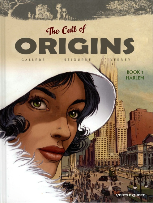The Call of Origins 1 - Cover