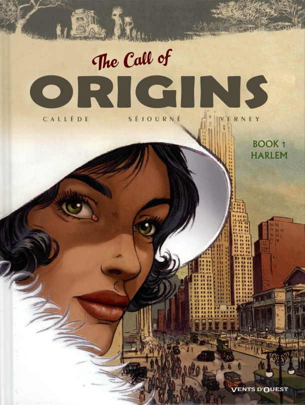 The Call of Origins 1 - Cover