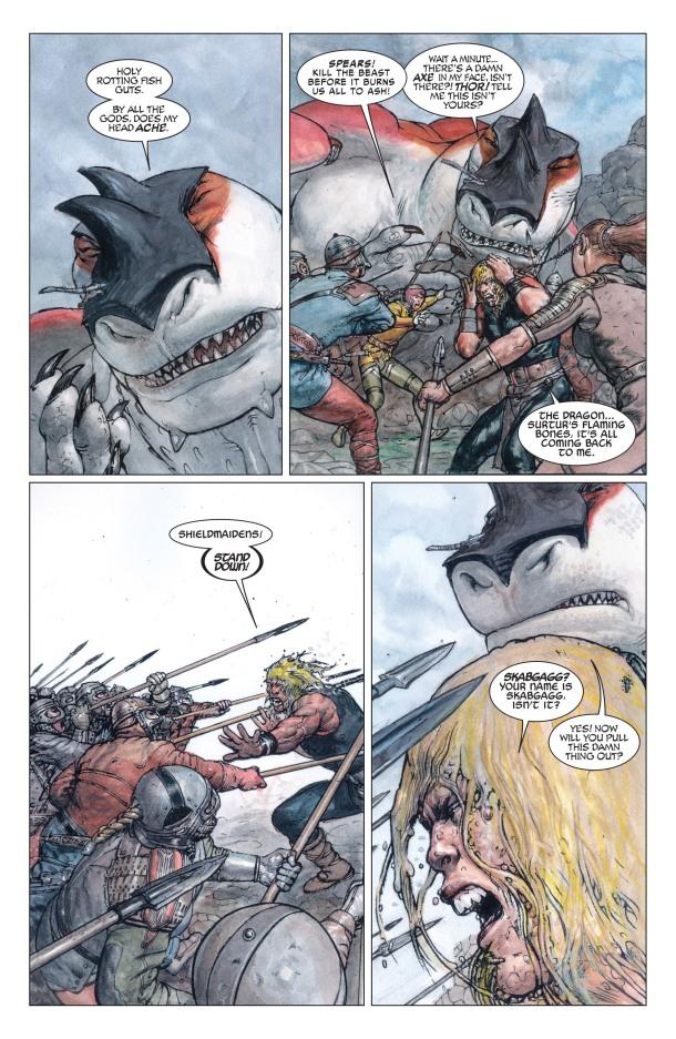 Thor - God of Thunder - Das Pastoras