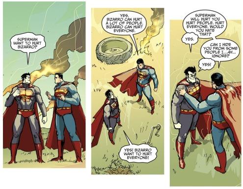 Adventures of Superman - Jordan & Rossmo