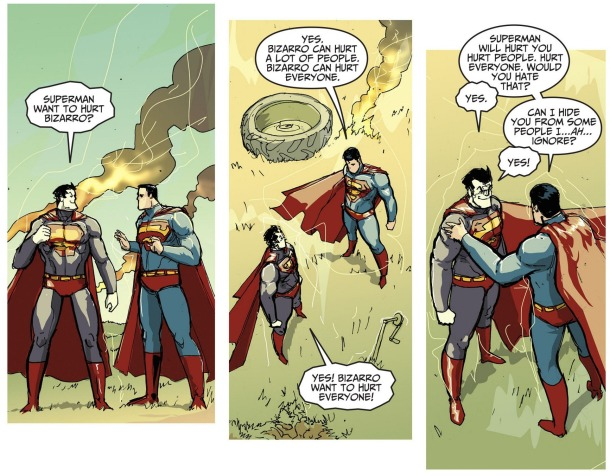 Adventures of Superman - Jordan & Rossmo