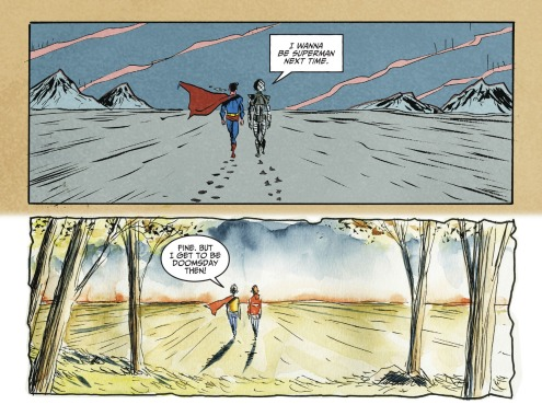 Adventures of Superman - Lemire