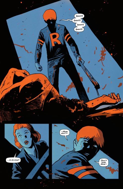 Afterlife With Archie - Familj