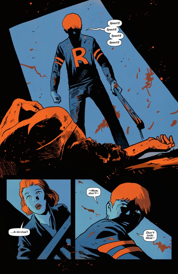 Afterlife With Archie - Familj