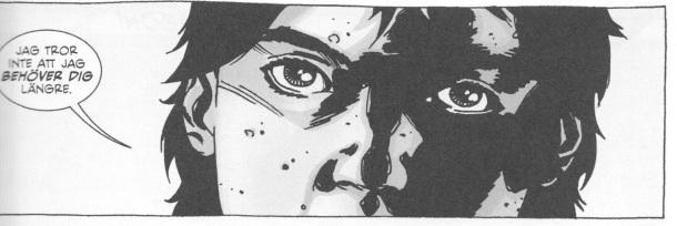 The Walking Dead - Det som inte dödar - Carl