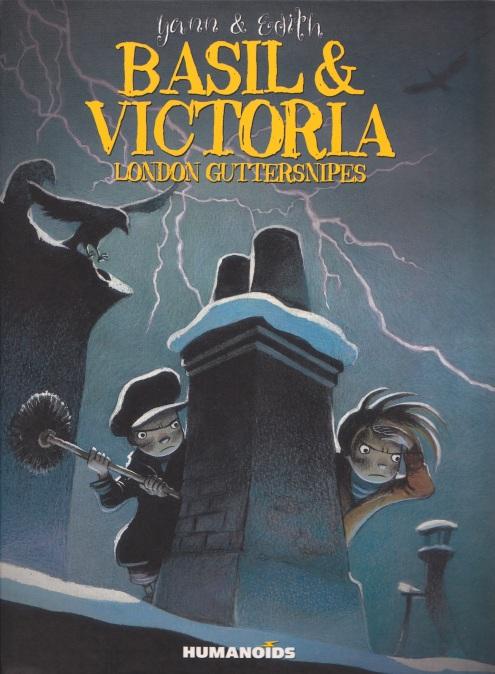 Basil & Victoria - cover