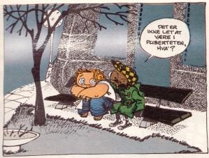 Birger og Viola - Birger och Sam