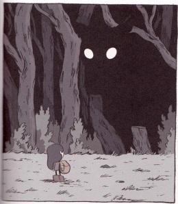 Hilda and the Black Hound - Hound