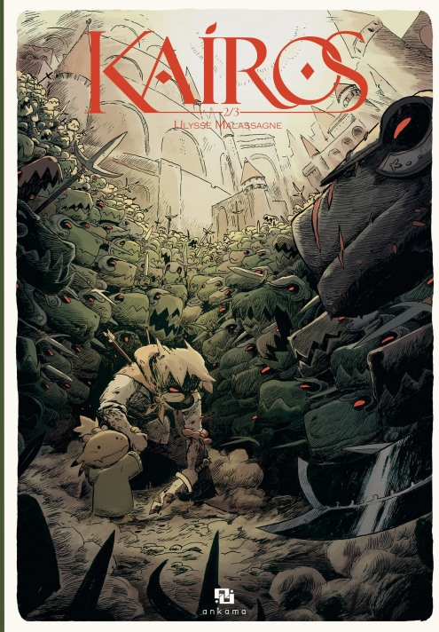 Kairos 2 - cover