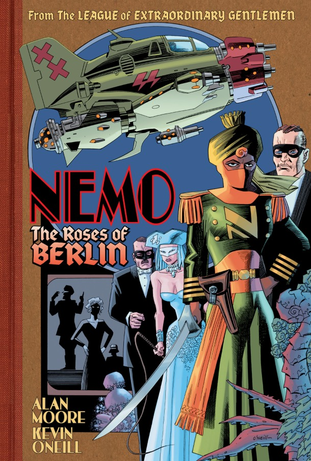 Nemo - Roses of Berlin - cover