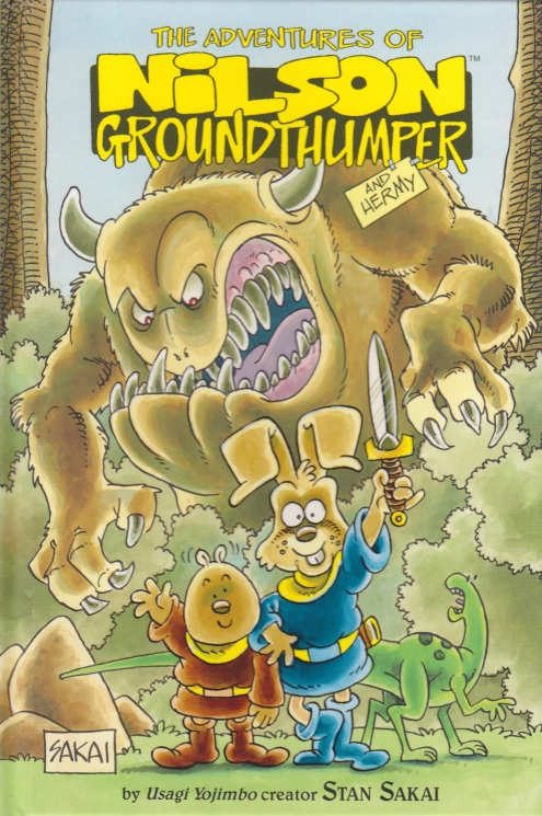 Nilson Groundthumper and Hermy - cover