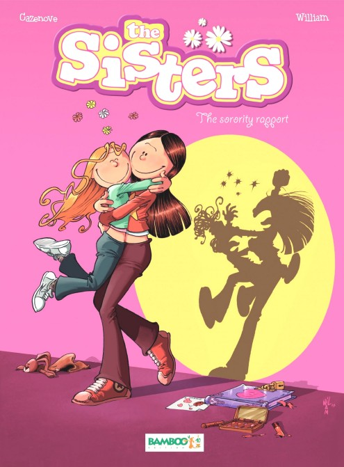 The Sisters - The Sorority Rapport cover