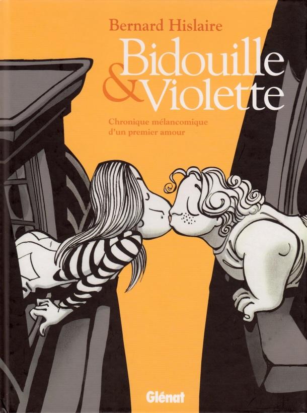 Bidouille & Violette - cover
