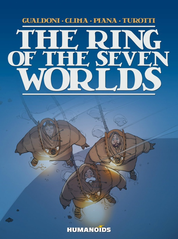 The Ring of the Seven Worlds - cover
