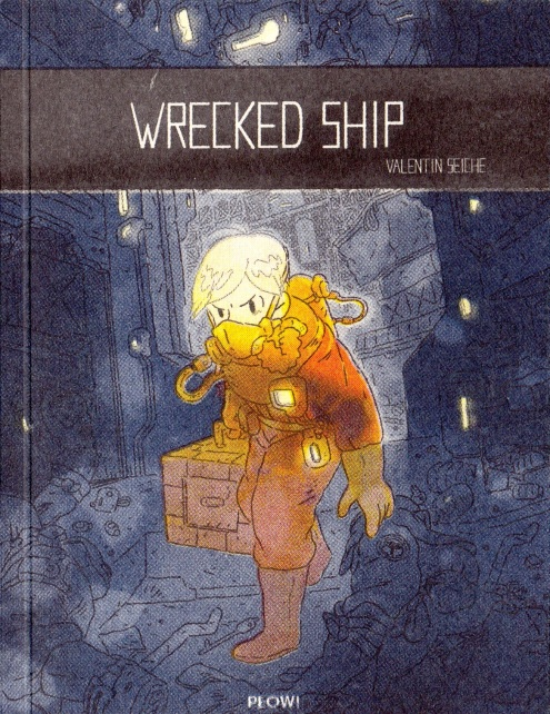 Wrecked Ship - cover
