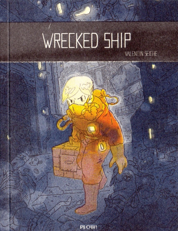 Wrecked Ship - cover