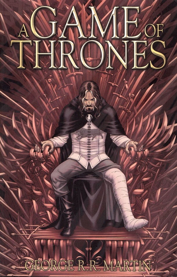 A Game of Thrones 3 - cover