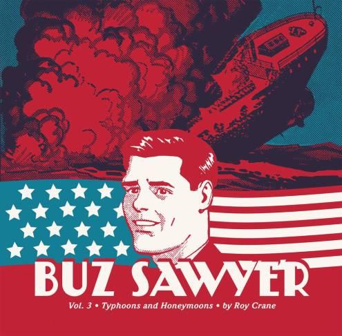 Buz Sawyer - Tyfoner och smekmånader
