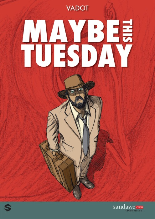 Maybe this Tuesday - cover