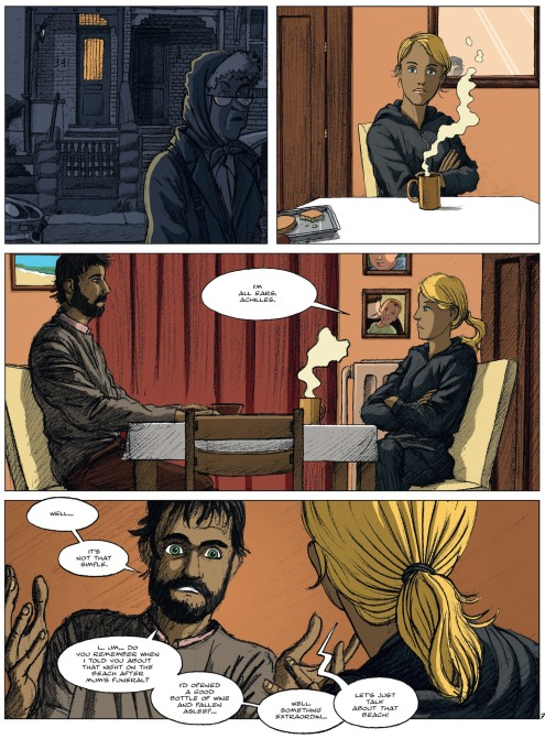 Maybe this Tuesday - Samtal