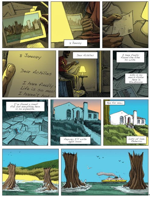 Maybe this Tuesday - Stranden