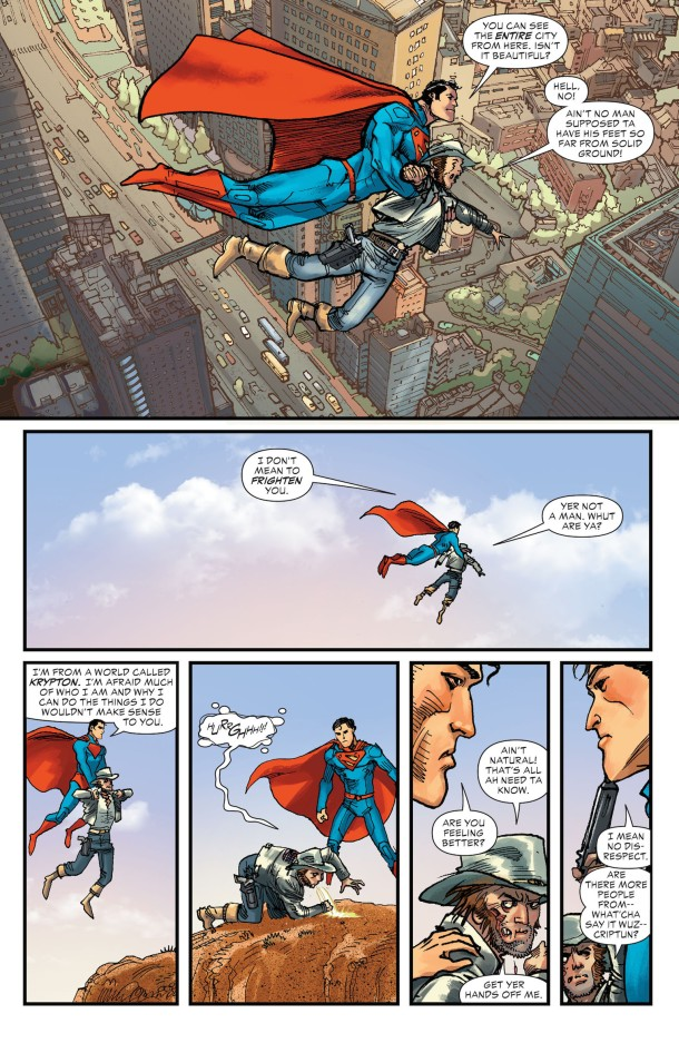 All-Star Western - Superman