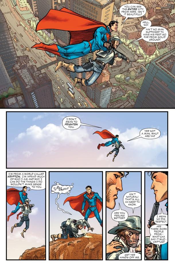 All-Star Western - Superman