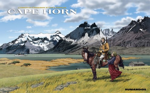 Cape Horn - cover