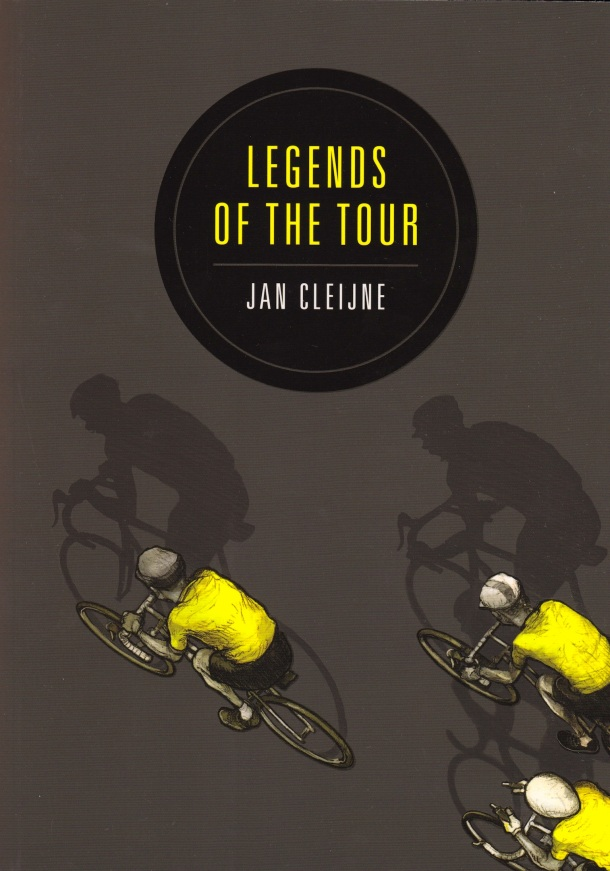 Legends of the Tour - cover