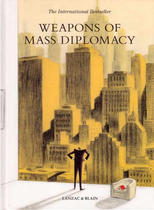 Weapons of Mass Diplomacy - cover