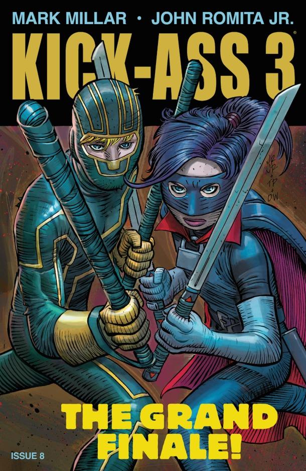 Kick-Ass 3 08 - cover