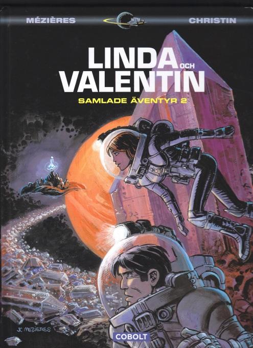 Linda och Valentin - Samlade äventyr 2 - omslag