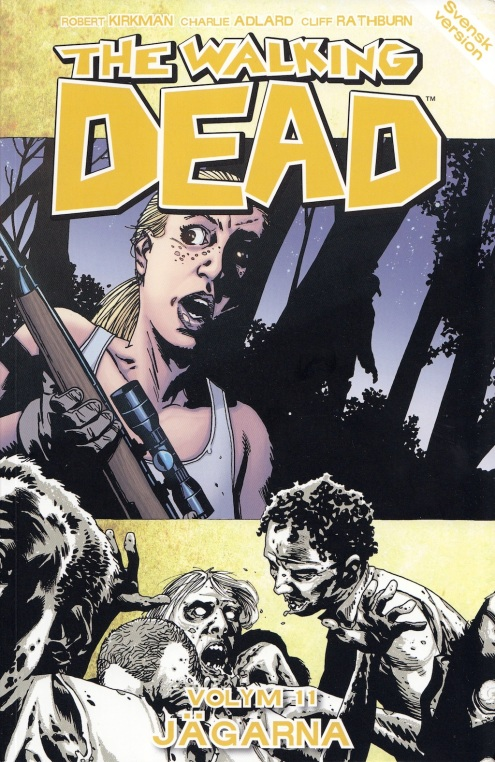 The Walking Dead 11 - omslag2