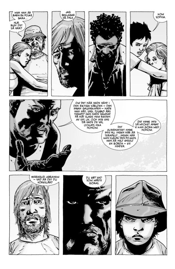 The Walking Dead - Jägarna - Beslut