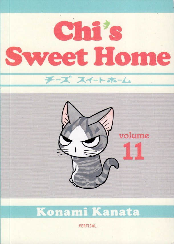 Chi's Sweet Home 11 - cover