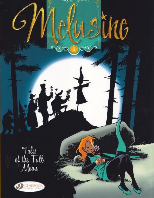 Melusine 5 - cover