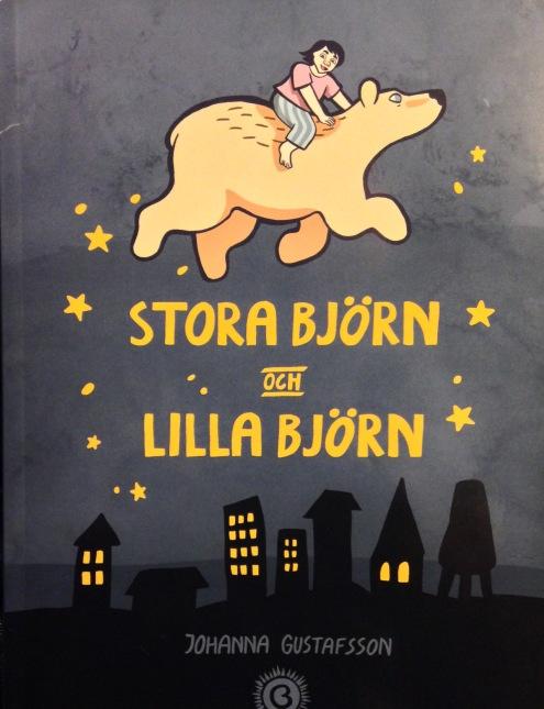 Stora Björn och Lilla Björn - omslag
